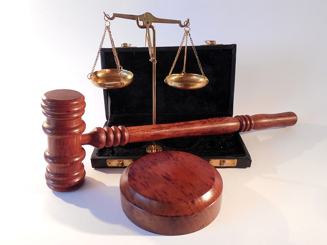 váha a rozsudek