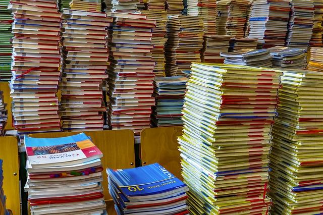 stohy učebnic