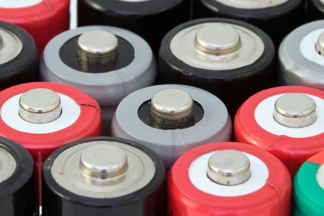 Dobíjecí baterie